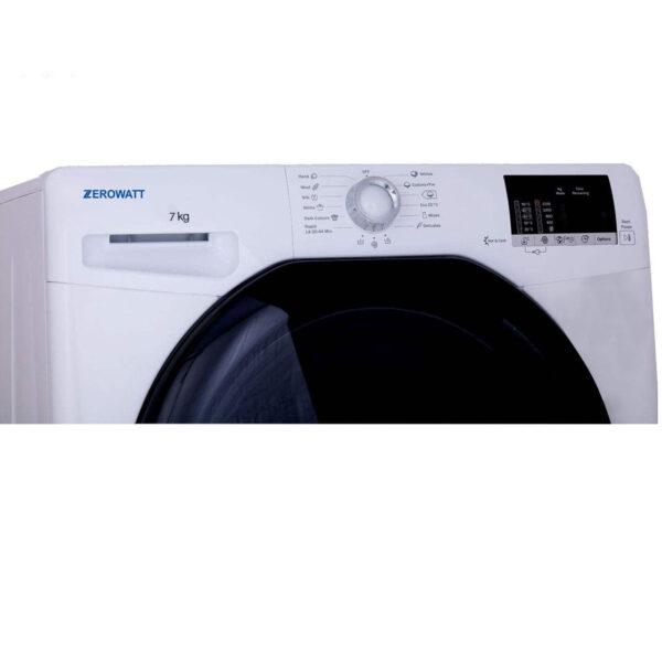 ماشین لباسشویی زیرووات 7 کیلوگرم OZ-1174 صفحه جلویی