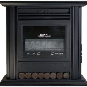 بخاری گازی مروارید سوز شرق طرح Royal Fireplace مدل 25000